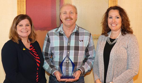 ABC of Wisconsin Apprenticeship Receives Apprenticeship Sponsor Award for Outstanding Achievement