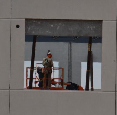 Falls Are Still Major Safety Issue In Construction