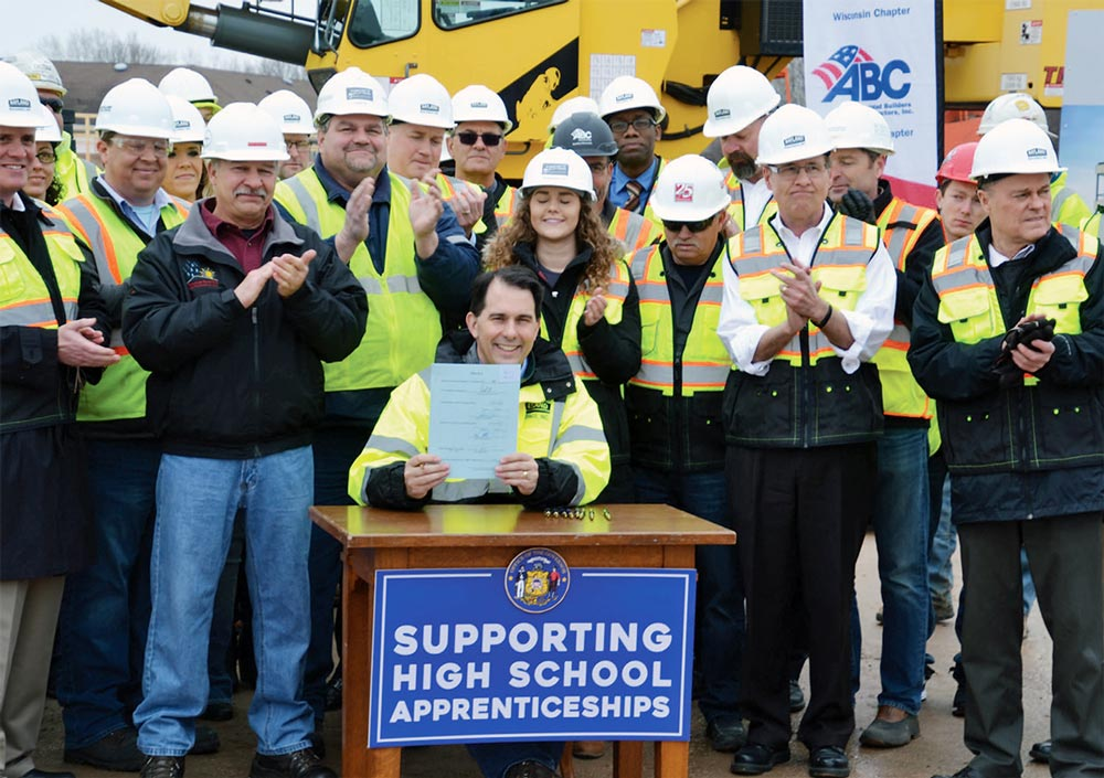 What Two Legislative Wins for Apprenticeship Means for Wisconsin Contractors