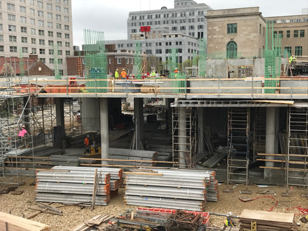 Controversial Construction Project in Madison Takes Another Turn