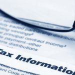 IRS tax information enclosed image