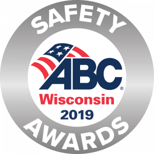 Safety awards graphic