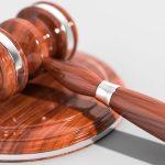 Court gavel photo