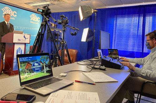 ABC of Wisconsin studio photo
